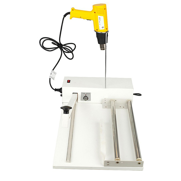 SKA I Bar Plastic Bag Sealer With Shrink Heat Gun