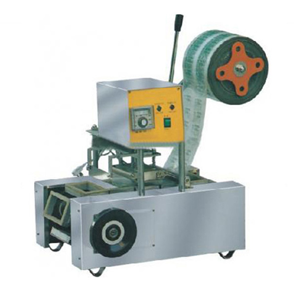 KL-400 Food Cup Tray Sealing Machine with Cutter