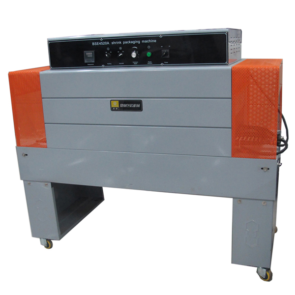 BSE4520 Automatic Side Sealing Shrink Tunnel Machine