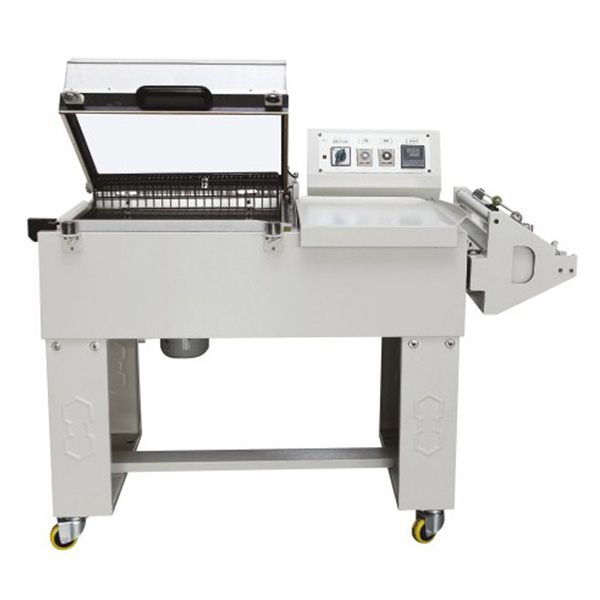 2 In 1 Thermal Shrink Tunnel Wrapping Machine FM5540