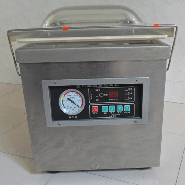 DZ260D Single Chamber Vacuum Machine For Packaging Food