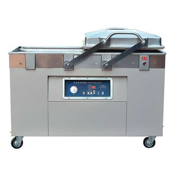 DZQ500-2SB Commercial Food Sealer Double Chamber Vacuum Machine