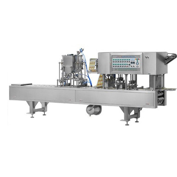 CFD-4 Automatic Cup Filling Sealing Machine