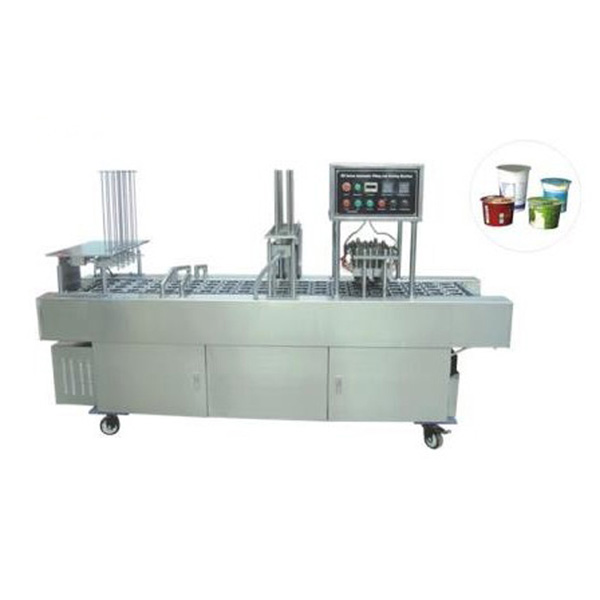 BG32AW BG60AW Automatic Cup Filling Sealing Machine