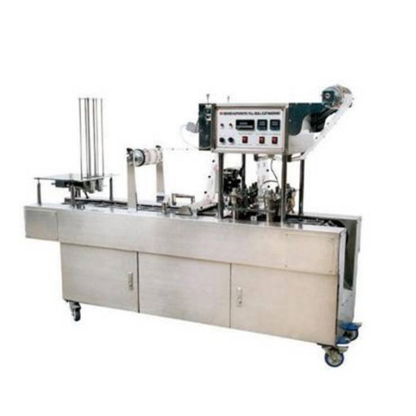 BG32P BG60P Automatic Juice Plastic Cup Filling Sealing Machine