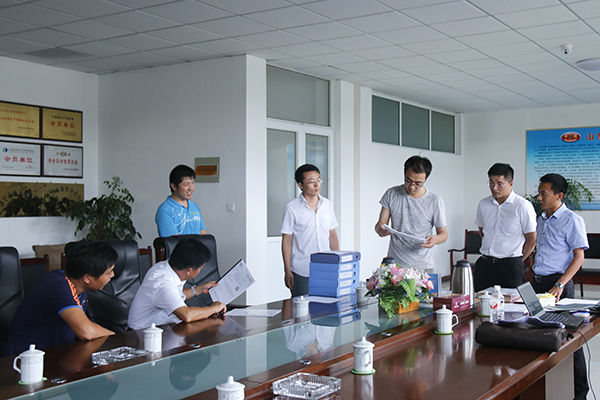 Warmly Welcome Alibaba Assessed Supplier Certified Experts to China Coal Group for Onsite Authentication