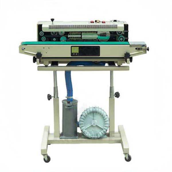 DBF-1000 Cellophane Continuous Band Sealer with Nitrogen Flushing