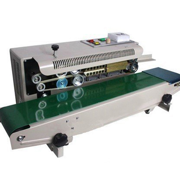Horizontal Type Film Ink Continuous Band Sealer