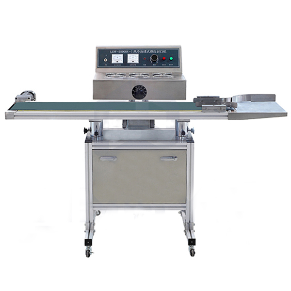 LGYF-2000-BX Aluminum Foil Induction Continuous Band Sealer