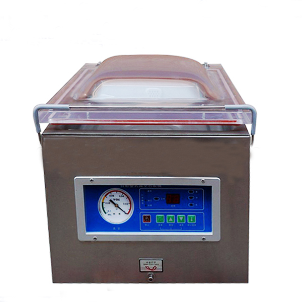 DZ350 Automatic Packaging Single Chamber Vacuum Machine