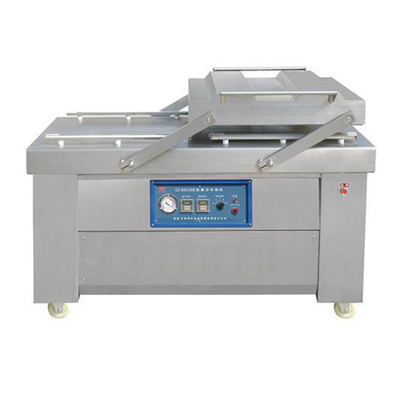 DZ600/2C Food Packer Double Chamber Vacuum Machine