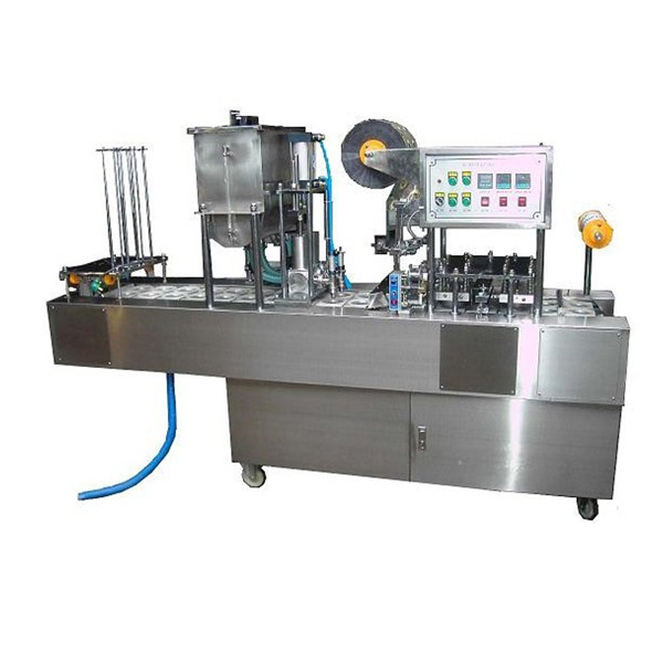 BG32V BG60V Automatic Cup Filling Sealing Machine