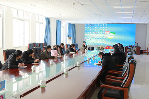 Warmly Welcome Kingsoft Cloud Experts To Visit China Coal Group For Product Training