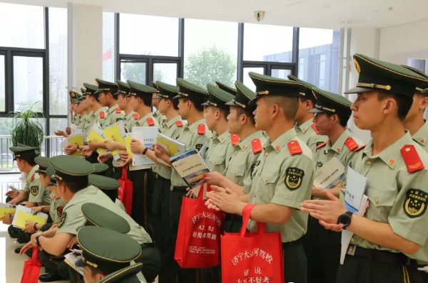 China Coal Group Participate In The Recruitment And Employment Of Retired Military Personnel In Jining City