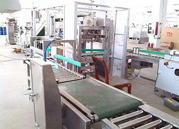Automatic Luggage Wrapping Machine Technical Characteristics
