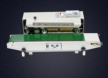 The Continuous Band Sealer Needs Regular Cleaning And Maintenance!