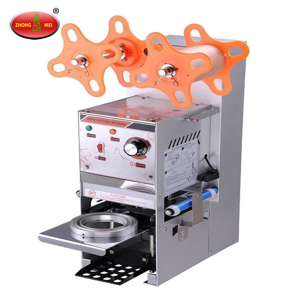 Notes On Milk Tea Cup Filling Sealing Machine!