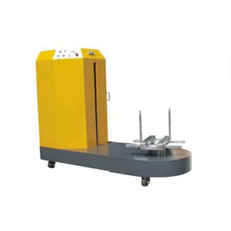 Daily Maintenance Of Luggage Wrapping Machine