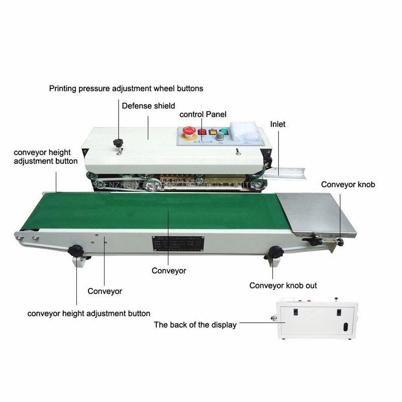 How Much Do You Know About The Characteristics And Use Of The Sealing Machine